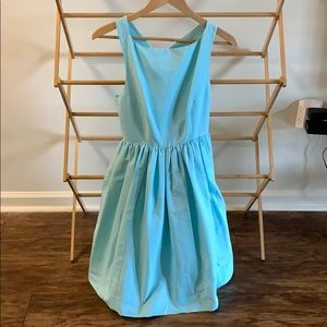 NWT Kate spade tanner turquoise dress size 2